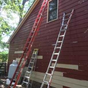 Siding repair / replacement
