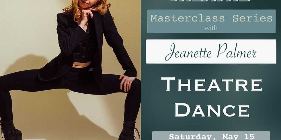 Musical Theatre Dance with Jeanette Palmer