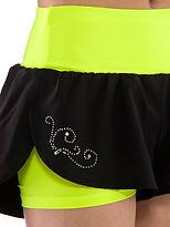 шорты для гимнастики