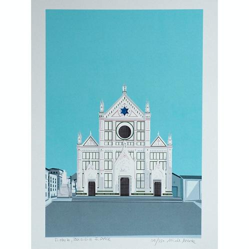 Basilica of Santa Croce | Florence | A4
