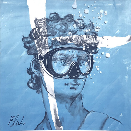 BLUB | David | Michelangelo