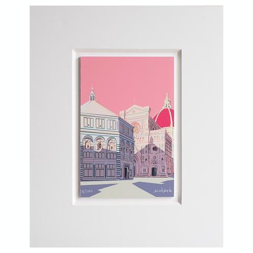 Piazza del Duomo | Florence | Fine Art print