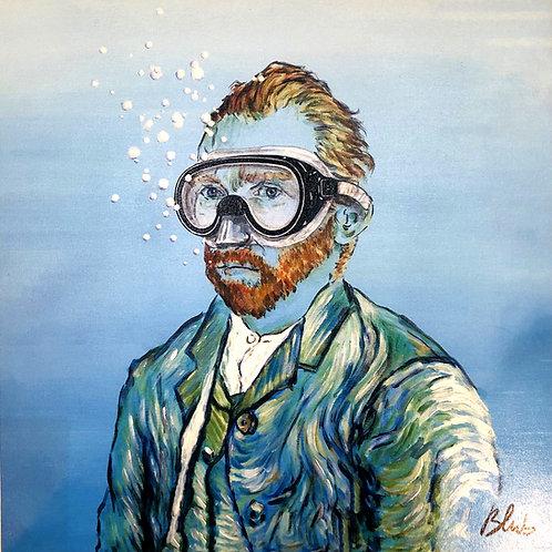 BLUB | Van Gogh | Print on canvas
