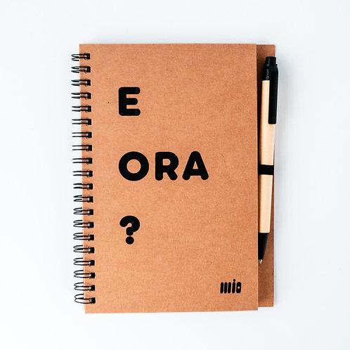 E ORA ? | Notebook | beige