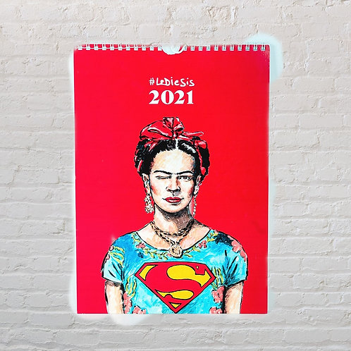 LEDIESIS | Calendar | 2021