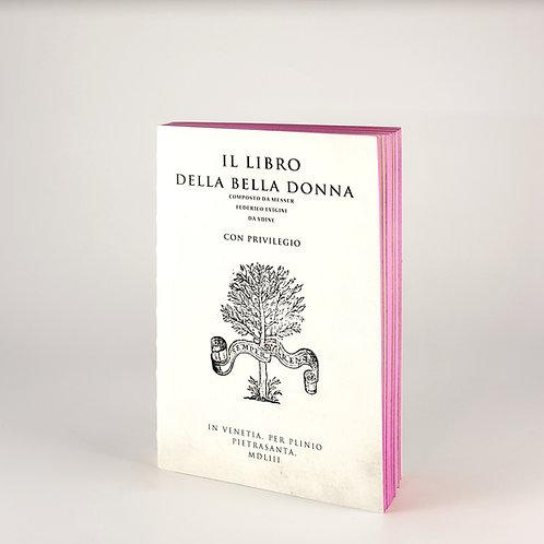 LIBRO DELLA BELLA DONNA | Libri Muti
