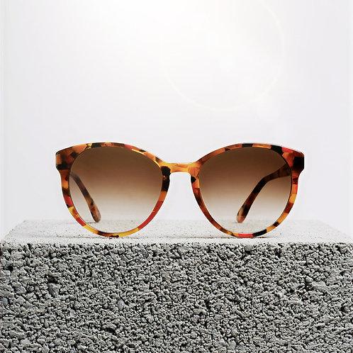 IRIS | Orange | Black shaded
