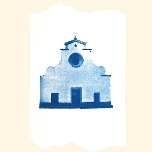 PRINT | Santo Spirito Florence | OFF