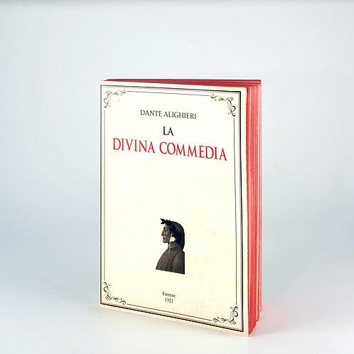 LA DIVINA COMEDIA | hand bounded Notebook