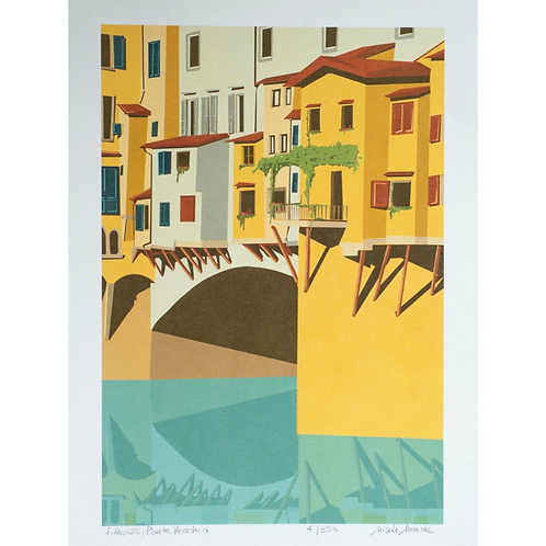 Ponte Vecchio | Florence | A4