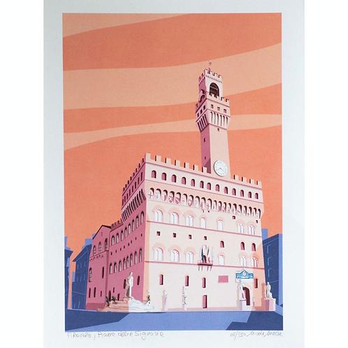 Palazzo Vecchio | Florence | A4