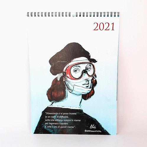 BLUB | Calendar | 2021