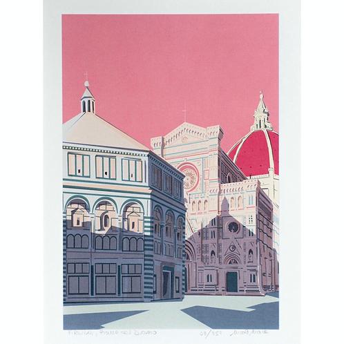 Piazza del Duomo | Florence | A4