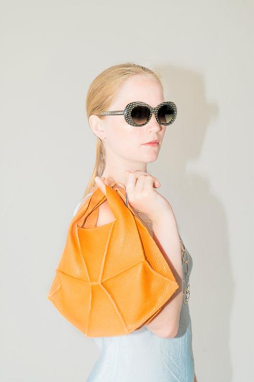 SEGMENTA MINI | Handbag |Orange
