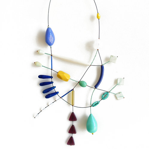 Creative Art Wear | Necklace | Turqoise