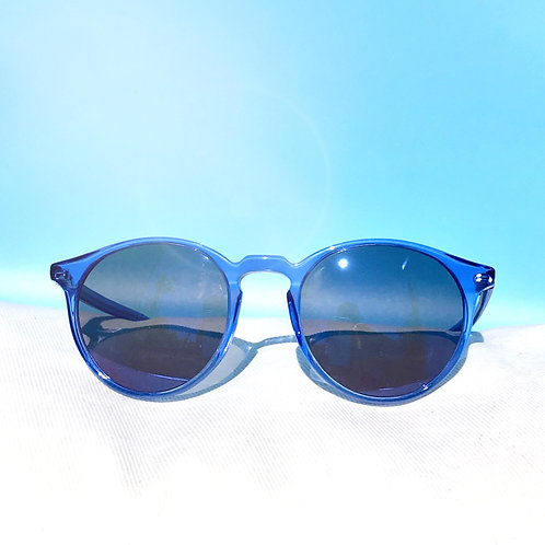 DANDY | Blue Transparent  | Dark blue