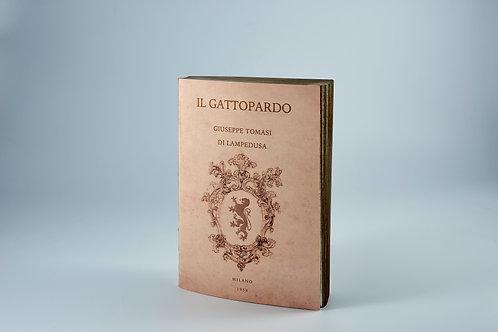 IL GATTOPARDO   handbound Notebook