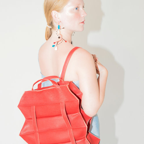 PAGODA | Backpack | Red