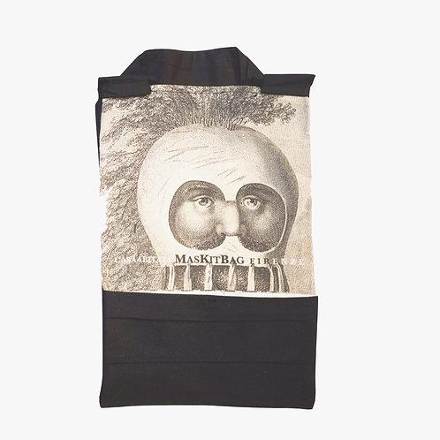 MASKITBAG | Cross-body bag in COVID times |MQ9