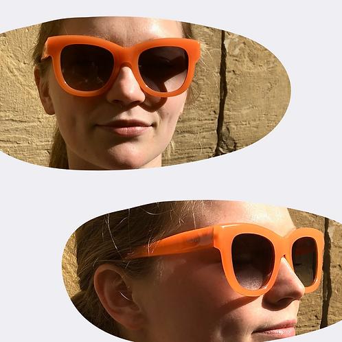 FIORE   Orange   Brown shaded