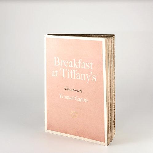 BREAKFAST at TIFFANY's   Libri Muti
