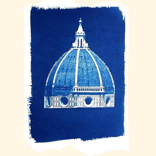 PRINT | Basilica Florence | OFF