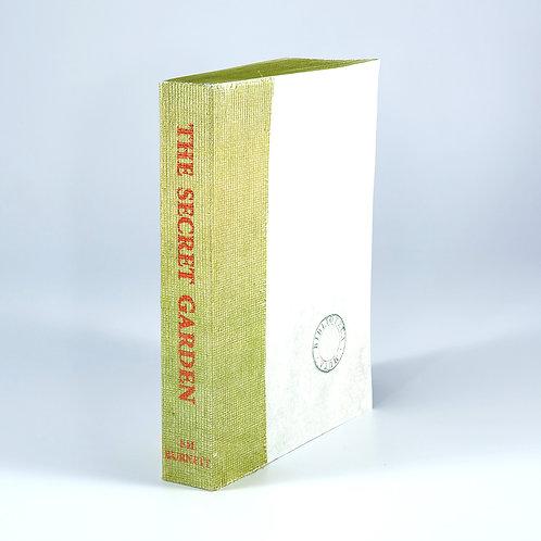 SECRET GARDEN | handbound Notebook
