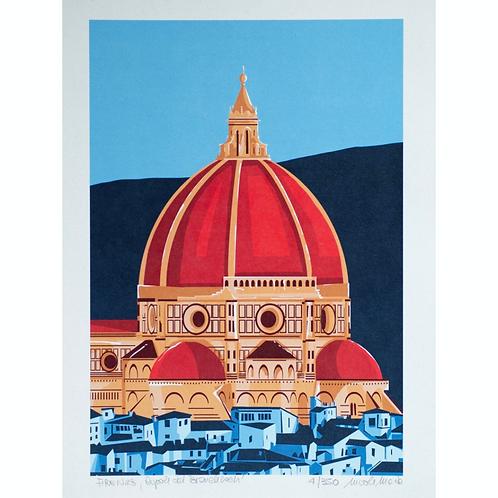 Brunelleschi's Dome | Florence | A4