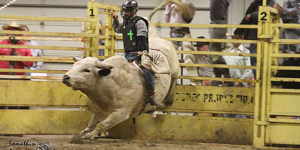 2018 Fremont Bull Riding Classic