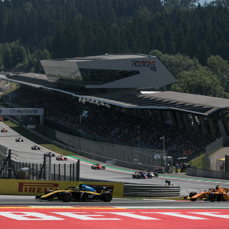Double podium for Ghiotto as rookie Zhou earns more points in Austria following tricky Red Bull Ring
