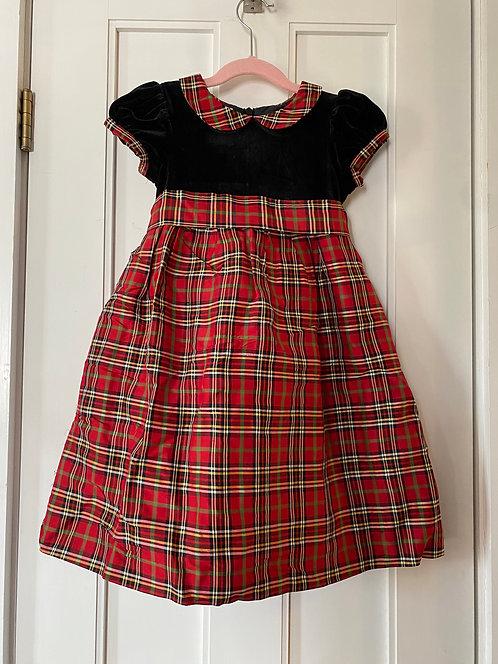 Talbots Kids Plaid Dress