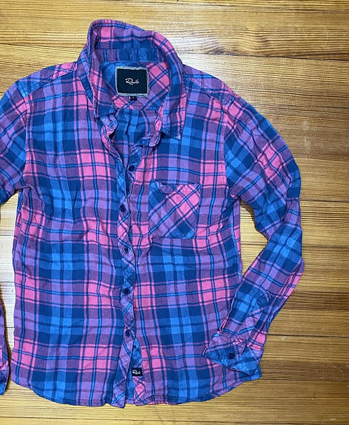 Rails Plaid Flannel Buttondown