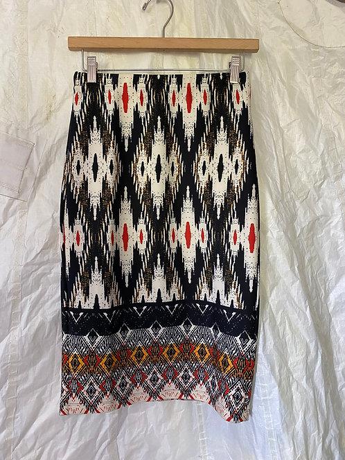 Chelsea & Theodore Neoprene Skirt