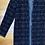 Thumbnail: Elie Tahari Leather Trim Jacquard Jacket