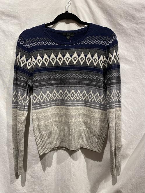 J.Crew Fairisle Sweater