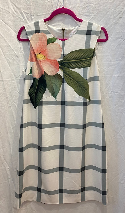 Ted Baker Windowpane Dress