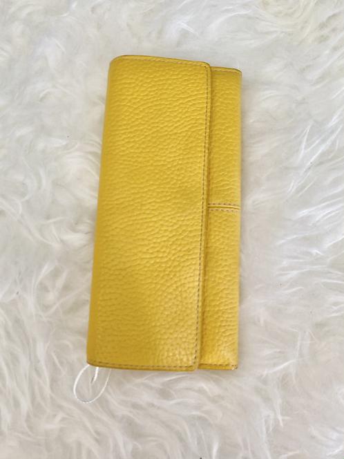 J.McLaughlin Leather Wallet