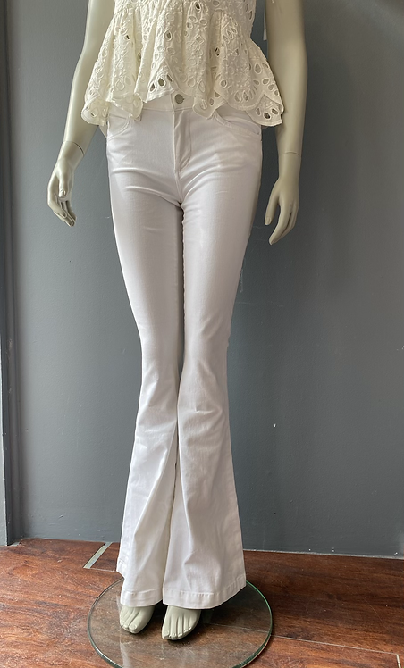 AGOLDE Madison Flare Jeans