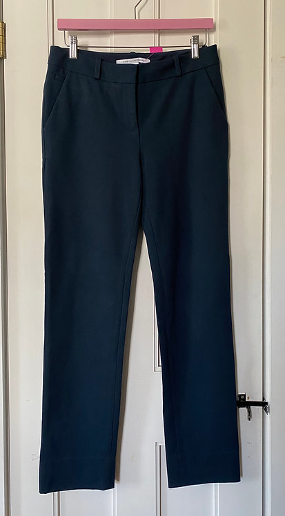 DVF Knit Navy Pants