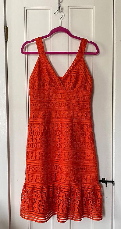 DVF Tiana Lace Dress
