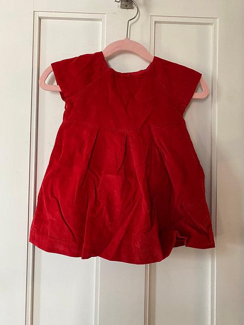 Baby Gap Corduroy Dress