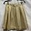 Thumbnail: Shoshanna Gold Pleated Skirt