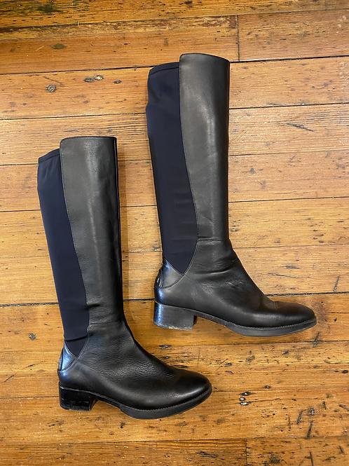 Tory Burch Elastic Back Boots