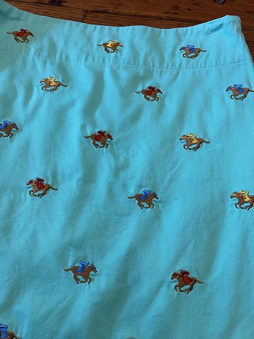 Castaway Horse + Jockey Skirt