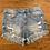 Thumbnail: Eunina High Rise Denim Shorts