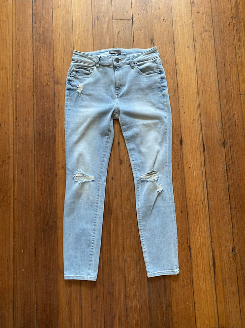 """DL1961 Florence """"Mid-Rise"""" Jeans"""