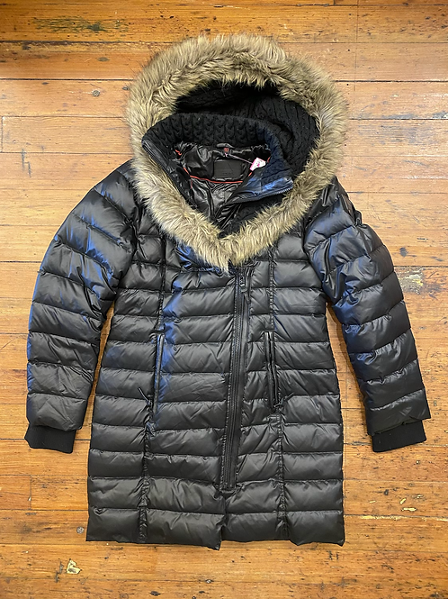 Atelier Noir Puffer Coat