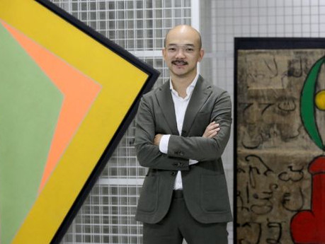 Aaron Seeto talks about Indonesia's new museum
