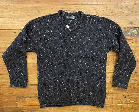 Fisherman of Ireland Wool Sweater