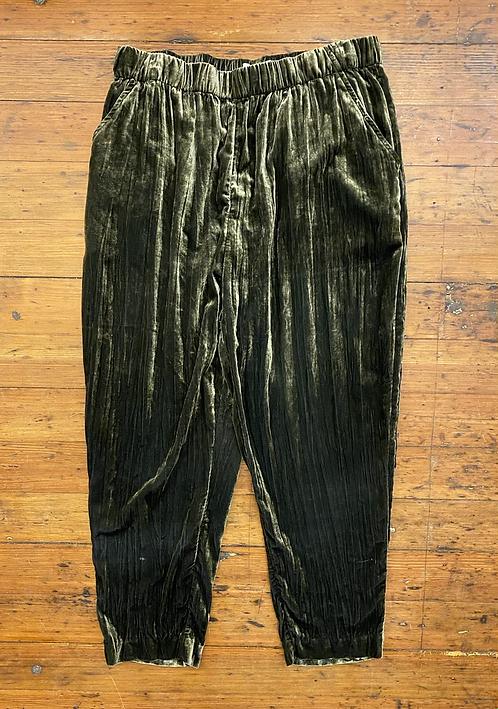 Ett:Twa Velvet Pants